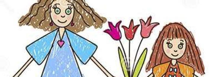 Стихи любимой доченьке — красивые и трогательные