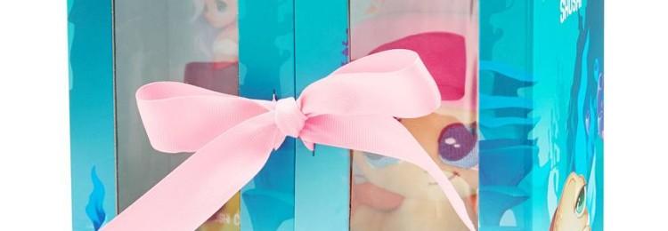 Подарочный набор для девочки — туалетная вода + игрушка