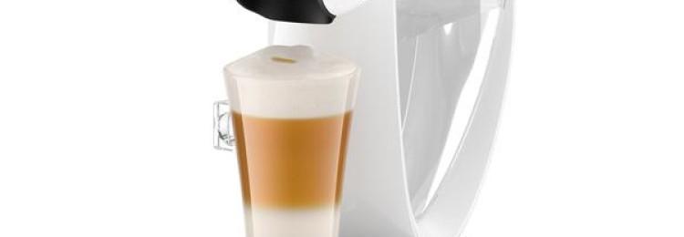 Кофемашина капсульного типа KRUPS NESCAFE DOLCE GUSTO INFINISSIMA KP170110