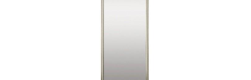 Зеркало в прямоугольной раме 34х110 см