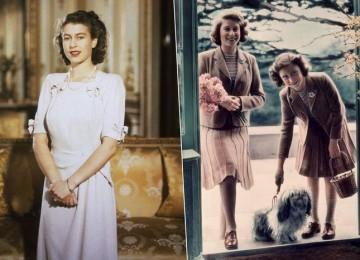 Елизавета 2 В Молодости Фото  — 100 фотографий: смотреть онлайн