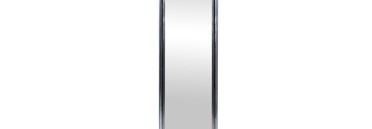 Зеркало прямоугольное в раме 43х158 см