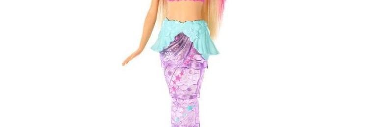 Барби Русалочка — кукла со светящимся хвостом
