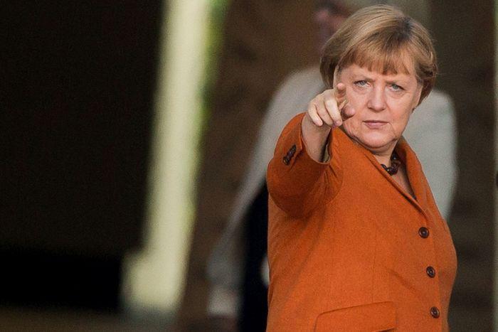 Ангела Меркель В Молодости Фото