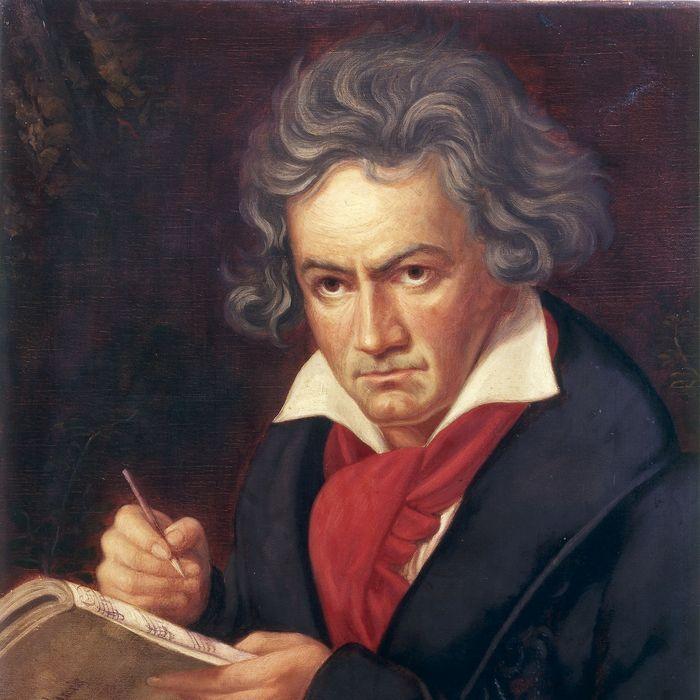 Бетховен Фото Композитора