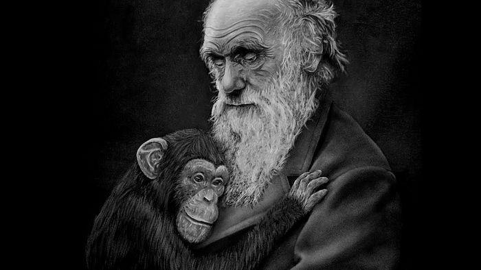 Чарльз Дарвин Фото