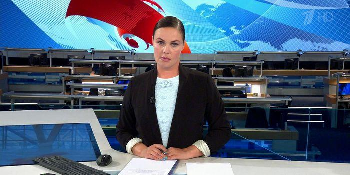 Екатерина Андреева Телеведущая Фото