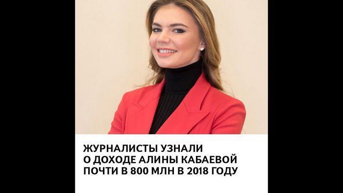 Фото Алины Кабаевой