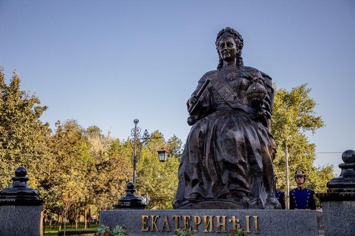 Фото Екатерины 2