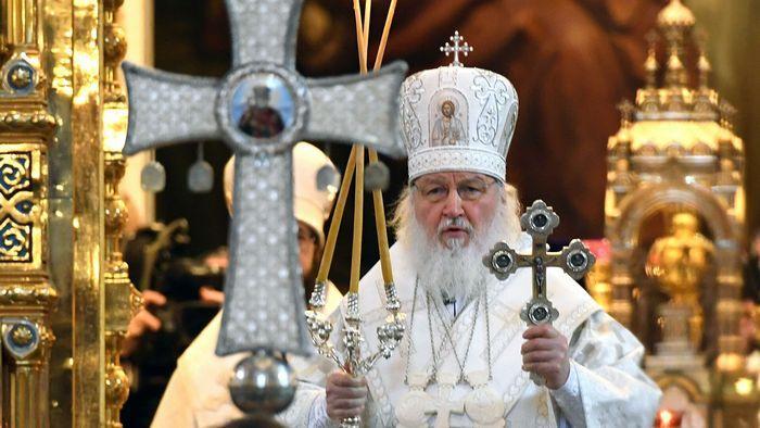 Фото Патриарха Кирилла